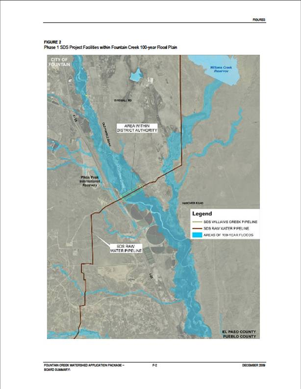 Sds Project Plan Maps Fountain Mutual Irrigation Company
